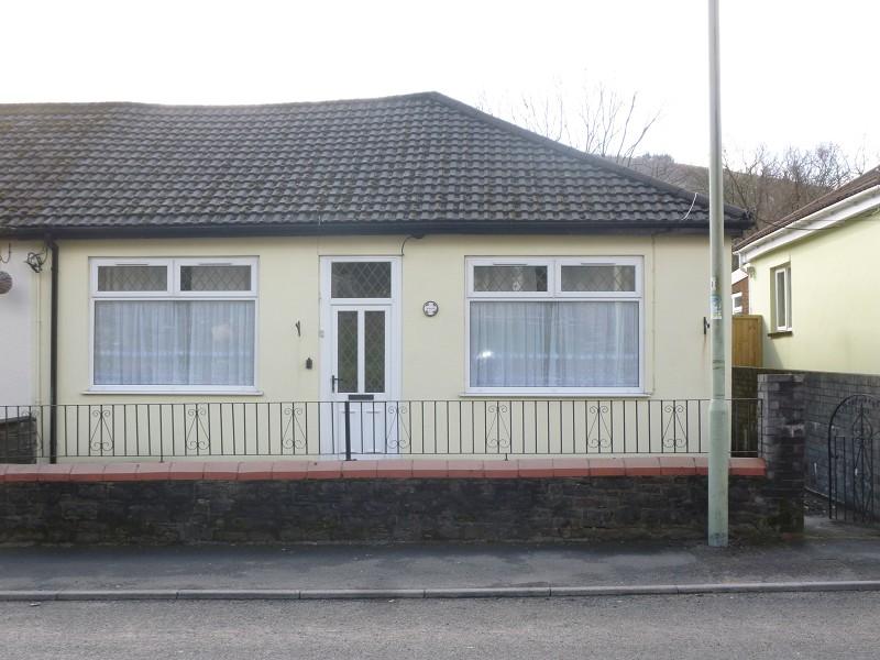 Brentwood Bungalow Tyntyla Road, Ystrad, Rhondda, Cynon, Taff. CF41 7SE