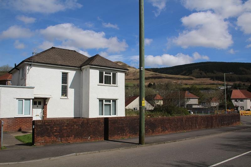 Police Houses, Blaen-y-cwm Road, Blaen-y-Cwm, Rhondda Cynon Taff. CF42 5DG