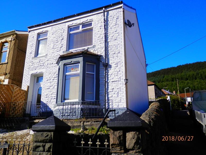 Llwyncelyn Mount Libanus Street, Treherbert, Rhondda Cynon Taff. CF42 5RF