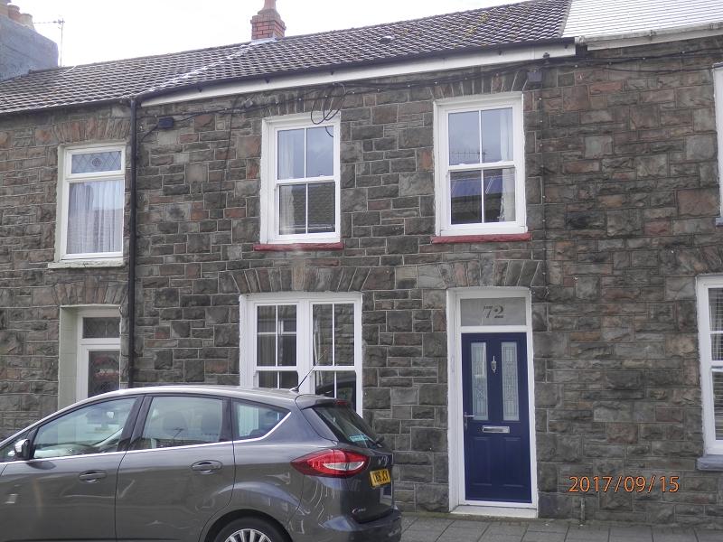 Gwendoline Street, Tynewydd