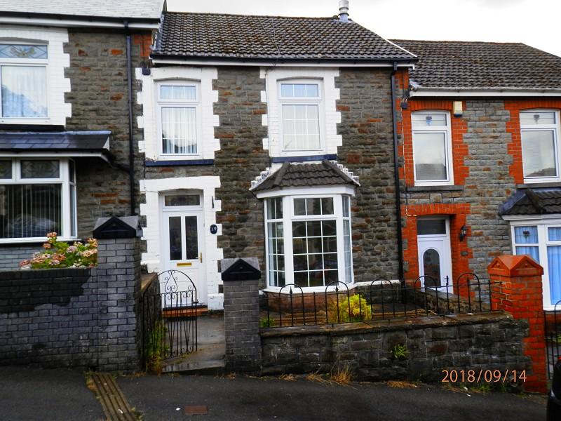 Dunraven Terrace, Treorchy, Rhondda Cynon Taff. CF42 6EL