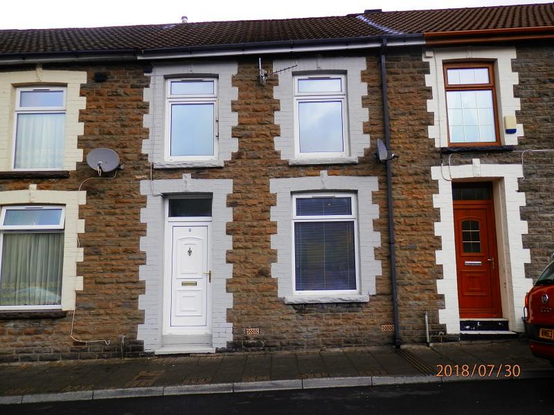 Tallis Street, Cwmparc, Rhondda Cynon Taff. CF42 6LT