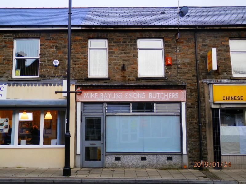 De Winton Street, Tonypandy, Rhondda Cynon Taff. CF40 2QZ