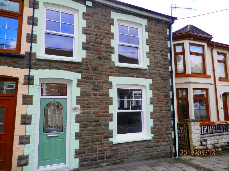 Rhys Street, Trealaw, Rhondda Cynon Taff. CF40 2QE