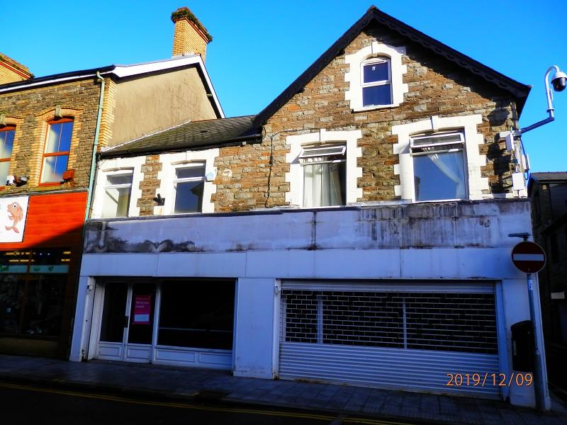 Hannah Street, Porth, Rhondda Cynon Taff. CF39 9PU