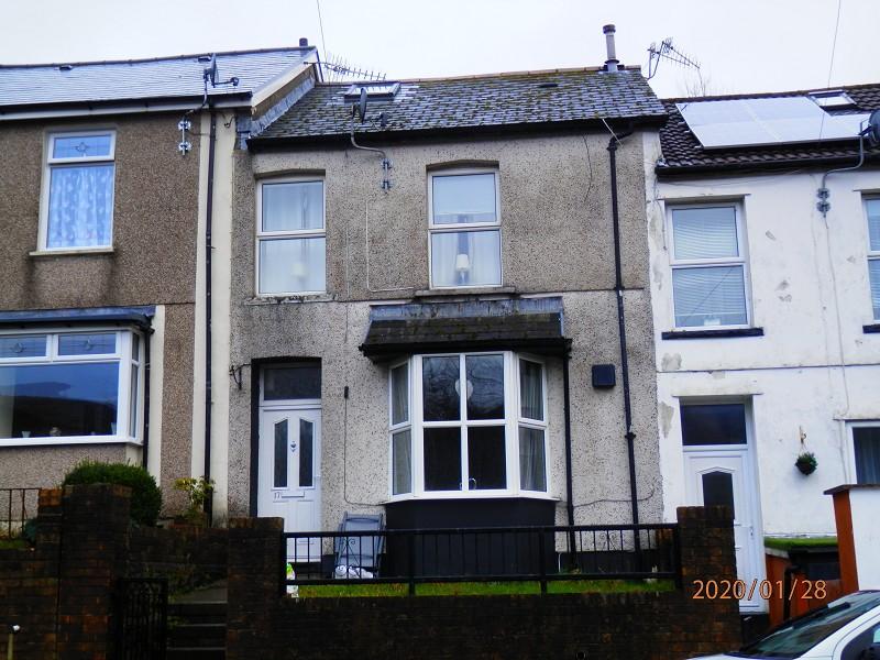 St. Albans Road, Tynewydd