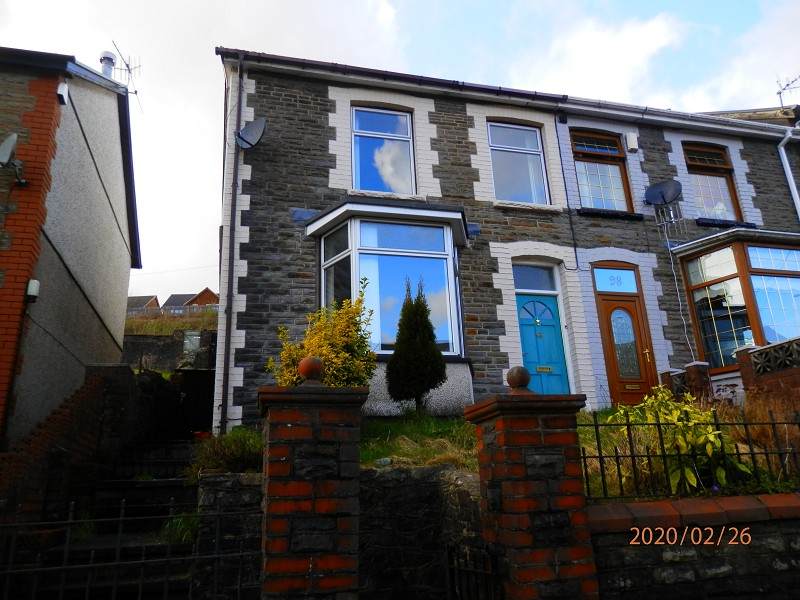 Turberville Road, Porth